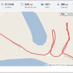 Runtastic map